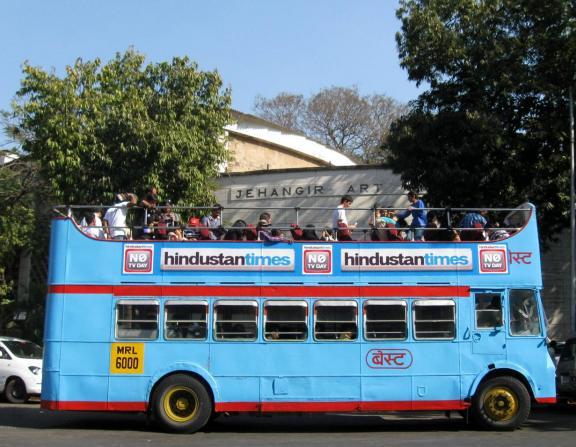 Mumbai Double Decker Bus Tour